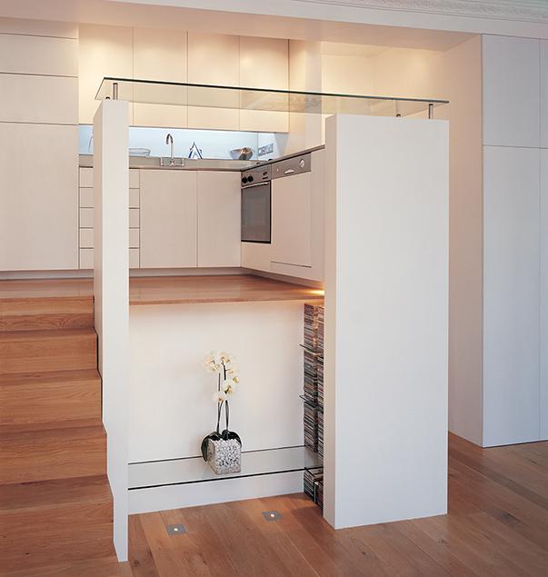 Кухня-гостиная дизайн фото 15