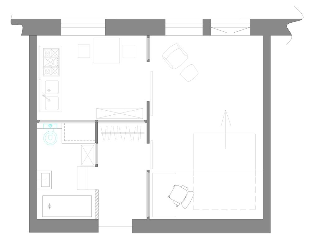 Образец ремонта 2 х комнатной квартиры - piolworgub's diary