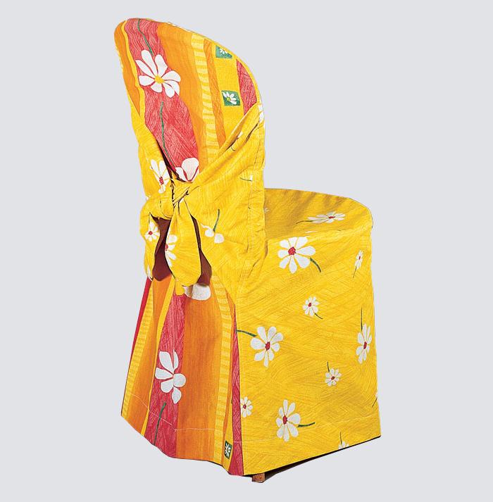 Чехлы для спинки стульев выкройки