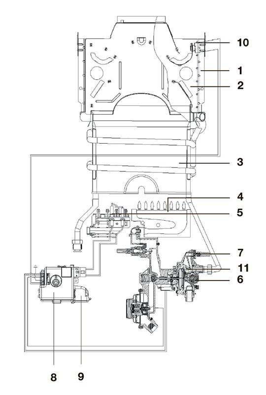 Инструкция газового проточного водонагревателя проточного