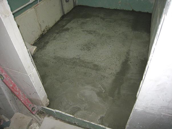 Гидроизоляция по влажной стяжке деревянный дом гидроизоляция санузла