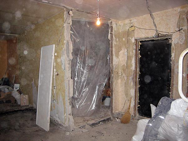 Koľko stojí za zničenie nenosnej steny