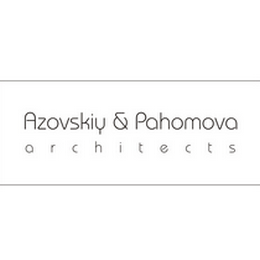 Azovskiy & Pahomova architects